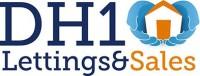 DH1 Lettings & Sales logo